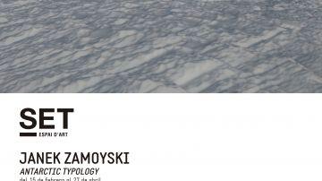 Exposición de fotografía Antarctic Typology de Janek Zamoyski del 15 de febrero al 27 de abril