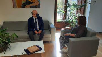 Primer encuentro oficial del Cónsul de Polonia en Valencia con la Delegada del Gobierno