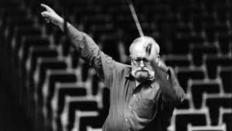 Muere el compositor polaco Krzysztof Penderecki a los 86 años