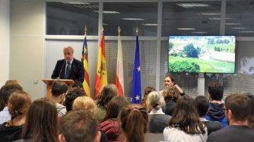 El Día de Polonia en la Universidad Politécnica de Valencia